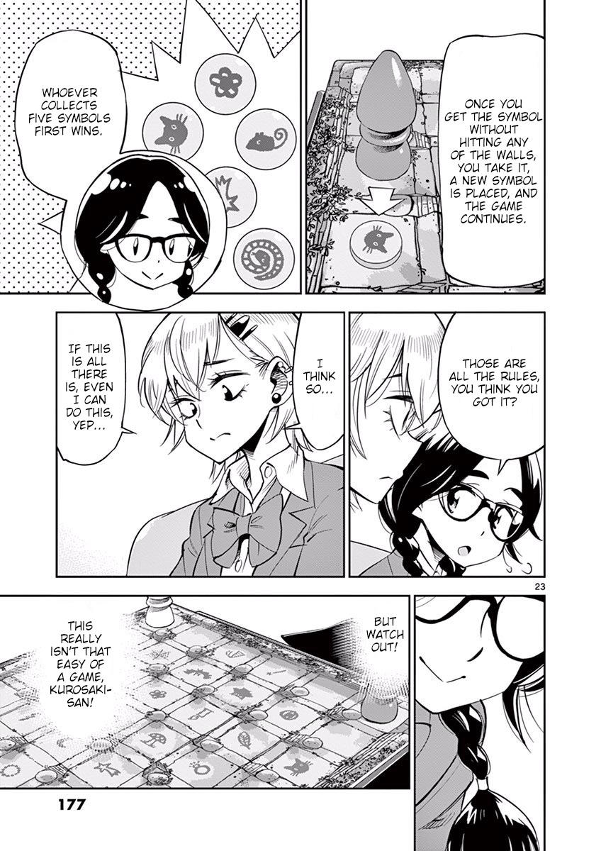 After School Dice Club Vol.8 Chapter 50: The Magic That Binds Us Together page 23 - Mangakakalots.com