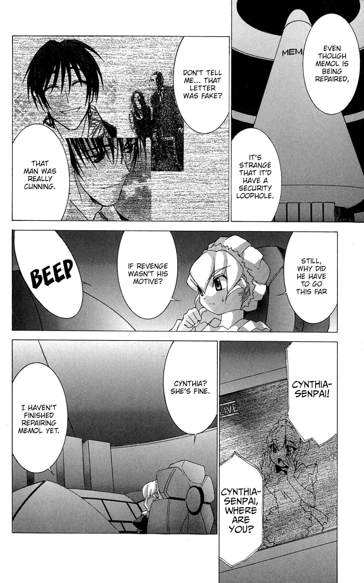 Hanaukyo Maid Tai Chapter 44 page 11 - Mangakakalots.com