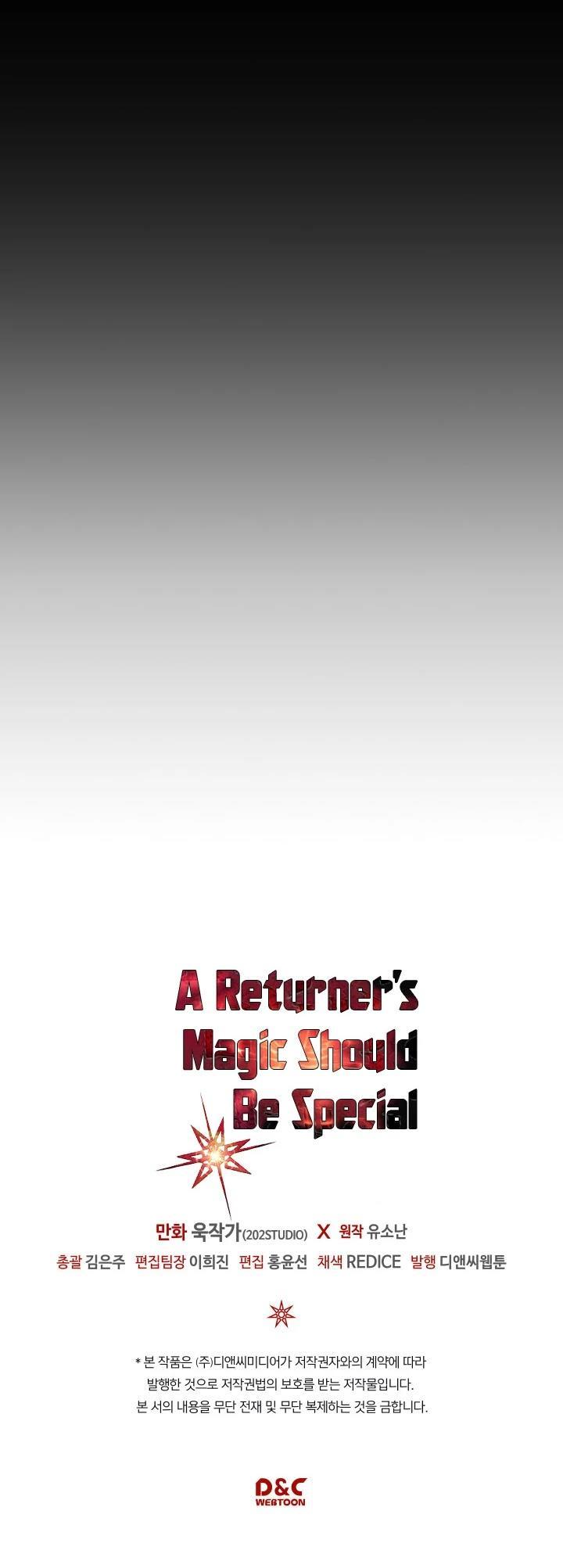 A Returner's Magic Should Be Special Chapter 106 page 43 - Mangakakalots.com