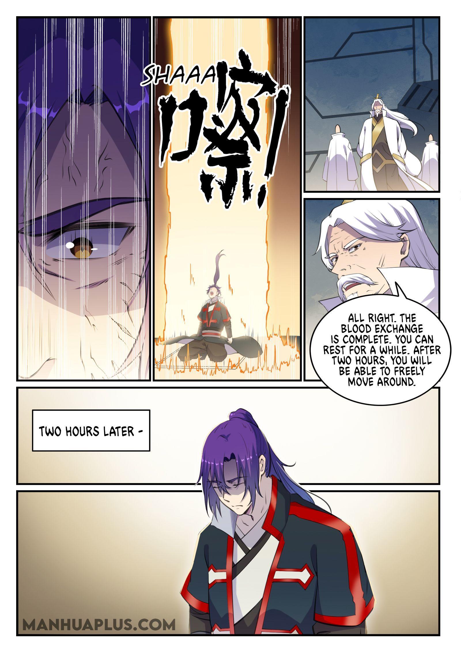 Apotheosis Chapter 703 page 3 - Mangakakalots.com