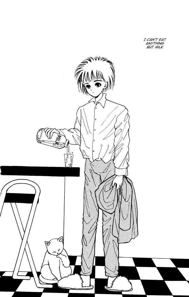 Shi To Kanojo To Boku Vol.1 Chapter 2 : Lonely Ears page 2 - Mangakakalots.com