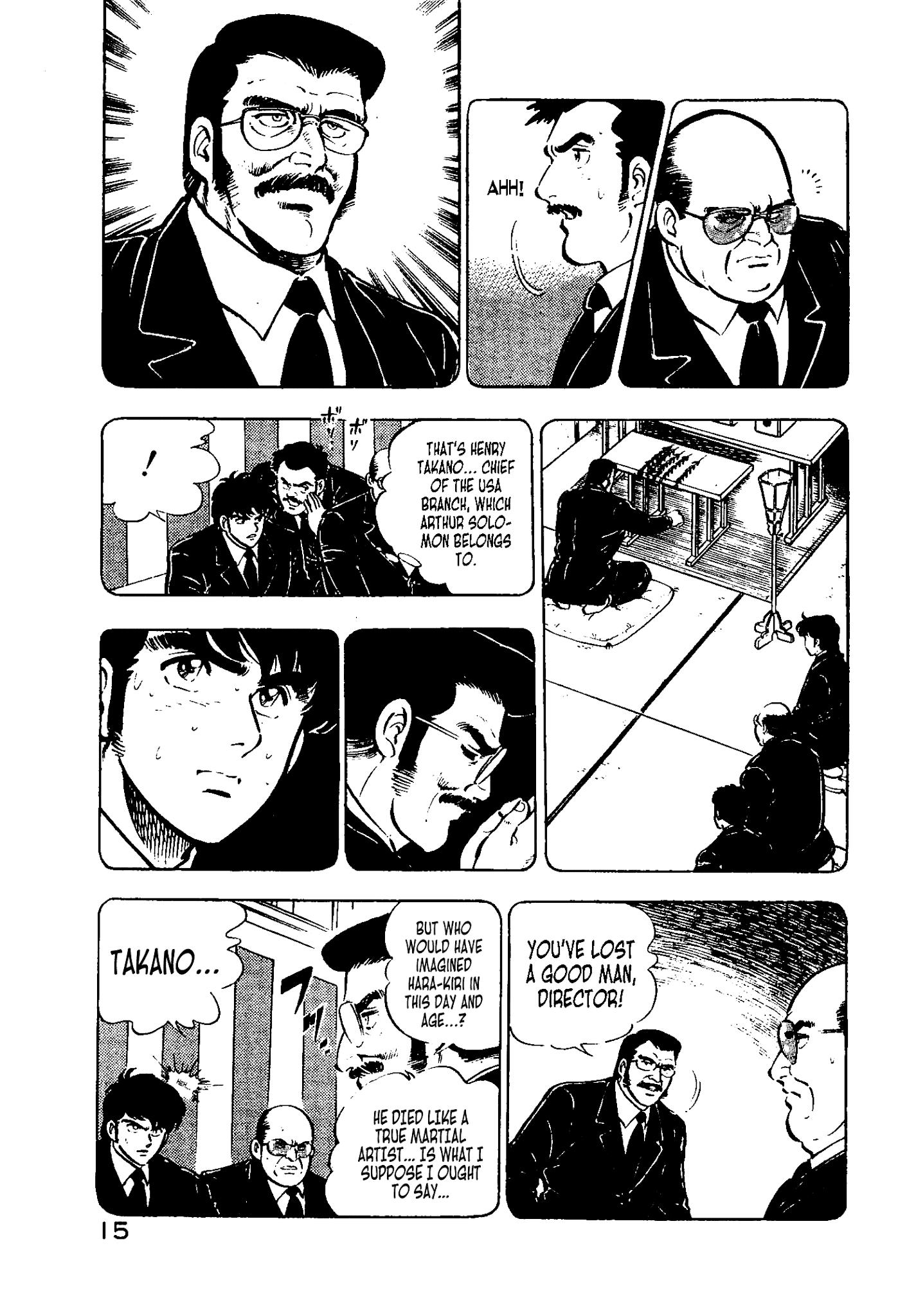 Karate Apocalypse Chapter 7: The Hand Of Evil page 15 - Mangakakalots.com