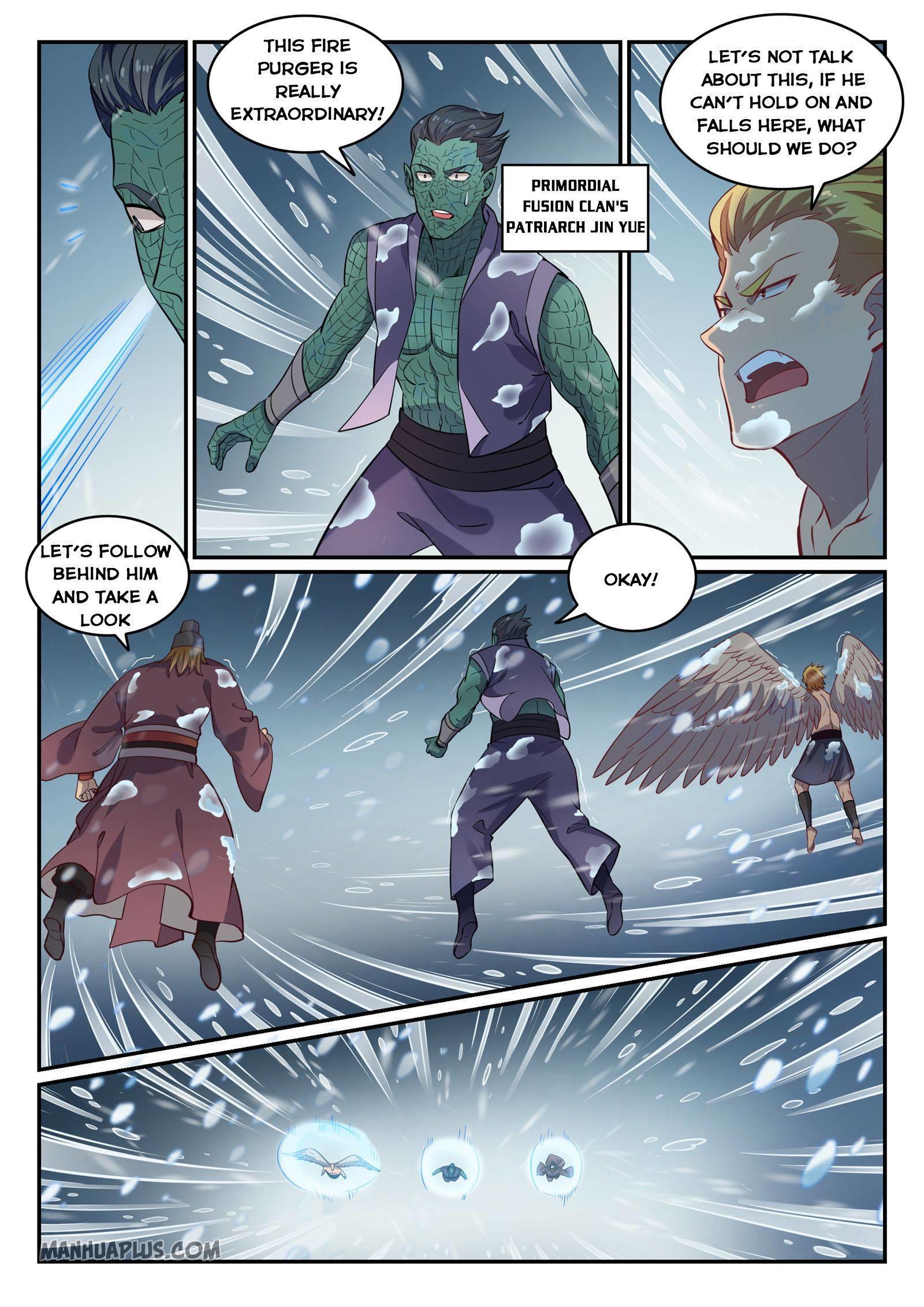 Apotheosis Chapter 755 page 5 - Mangakakalots.com