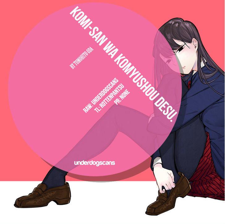 Komi-San Wa Komyushou Desu Vol.2 Chapter 22: Home Visit page 1 - Mangakakalot