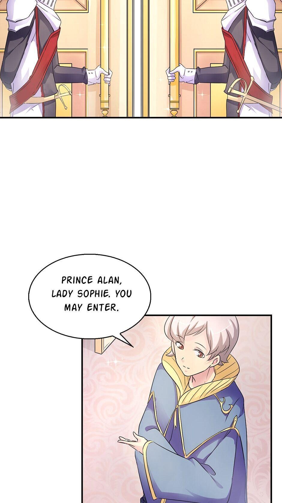 Surviving As The Prince's Fiancée Chapter 22 page 9 - Mangakakalots.com