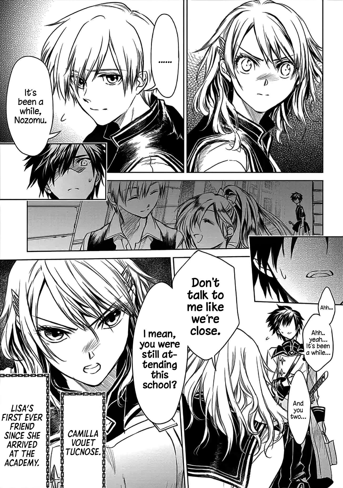 """Ryuu Kusari No Ori -Kokoro No Uchi No """"kokoro""""- Chapter 6 page 25 - Mangakakalots.com"""