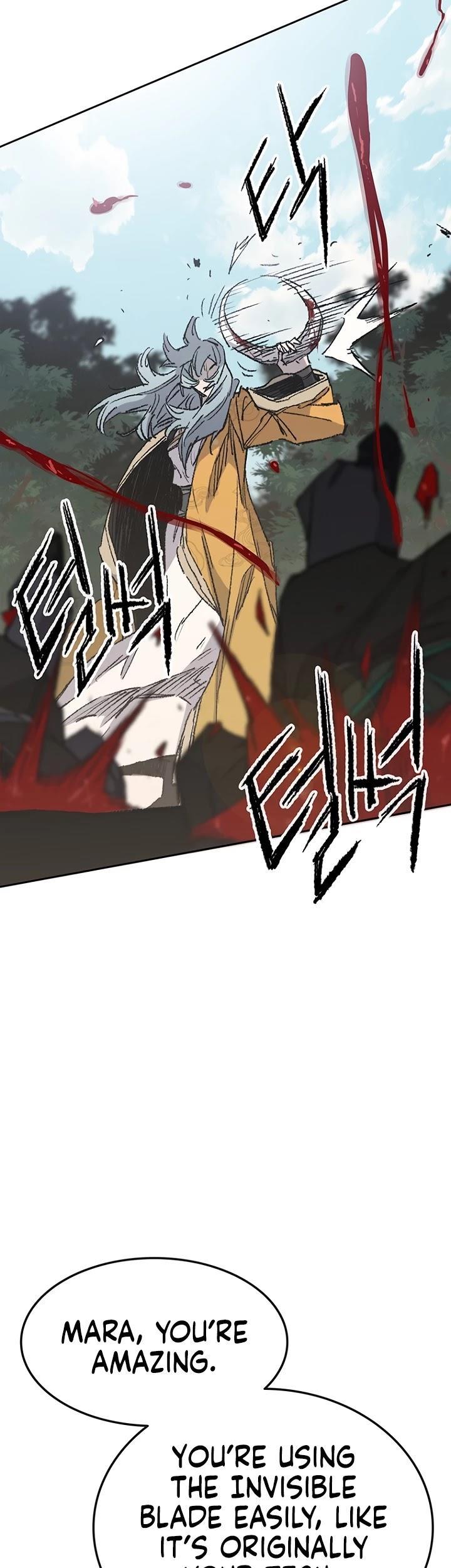The Undefeatable Swordsman Chapter 74 page 37 - Mangakakalots.com