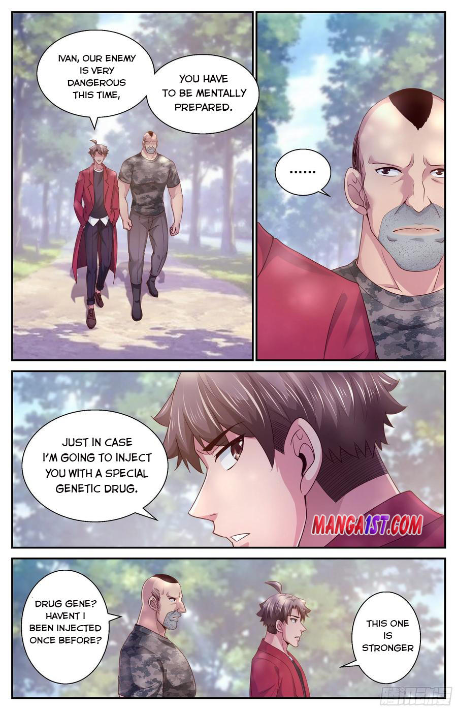 I Have A Mansion In The Post-Apocalyptic World Chapter 380 page 7 - Mangakakalots.com