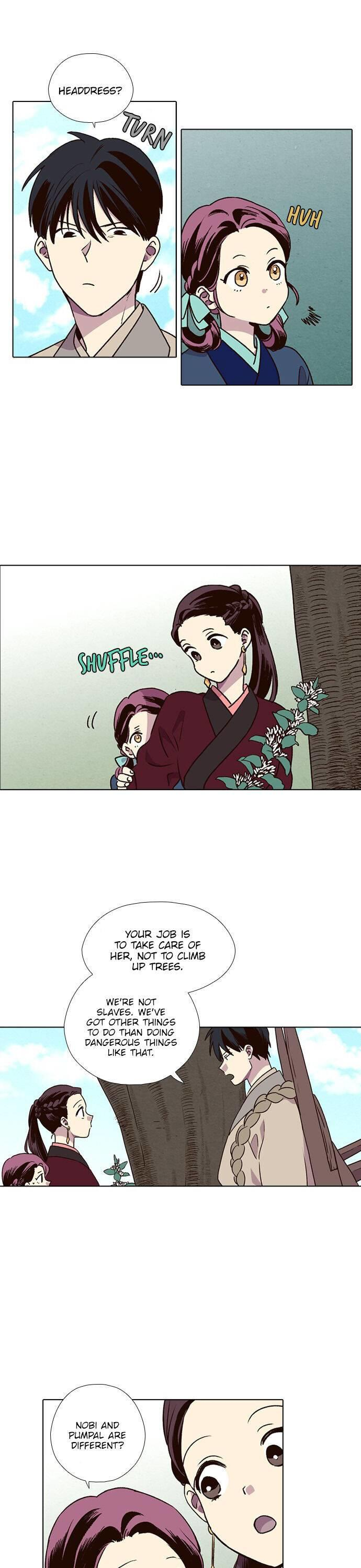 The Moon That Rises In The Day Chapter 184 page 6 - Mangakakalots.com