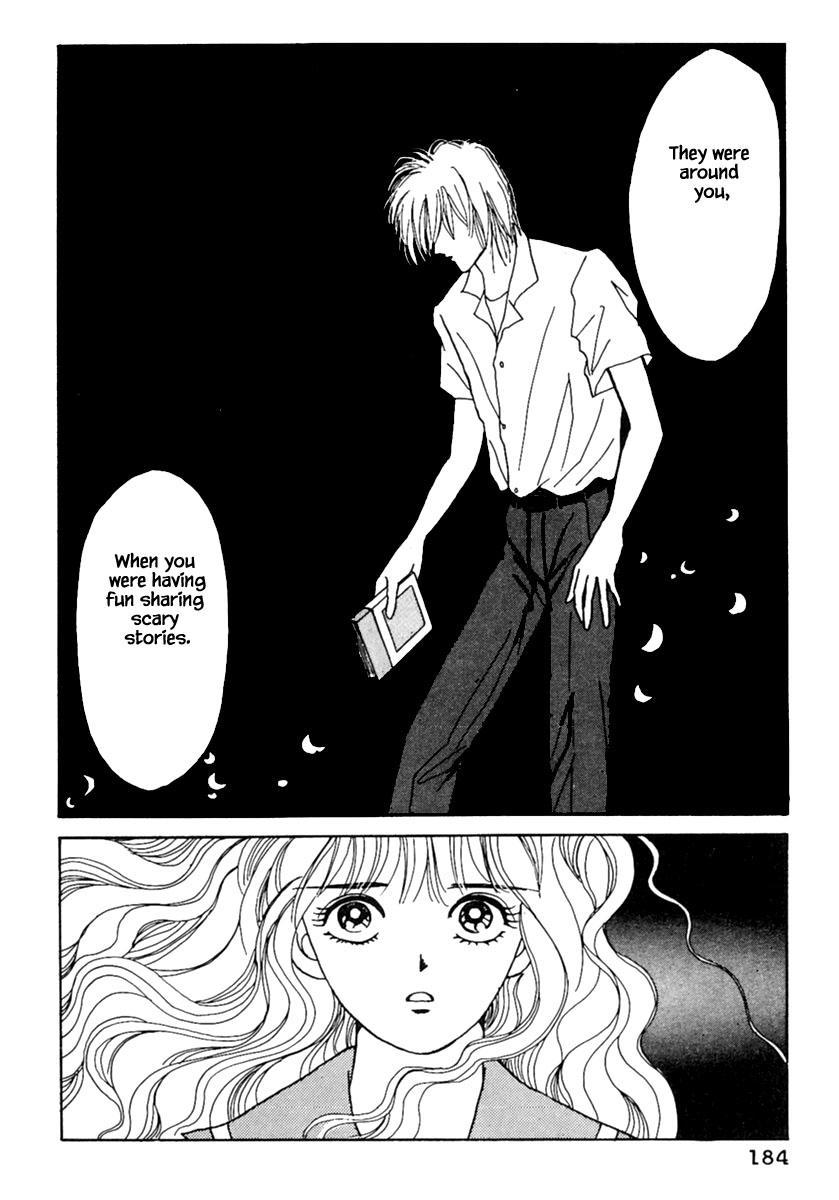 Shi To Kanojo To Boku Chapter 6.1 page 18 - Mangakakalots.com