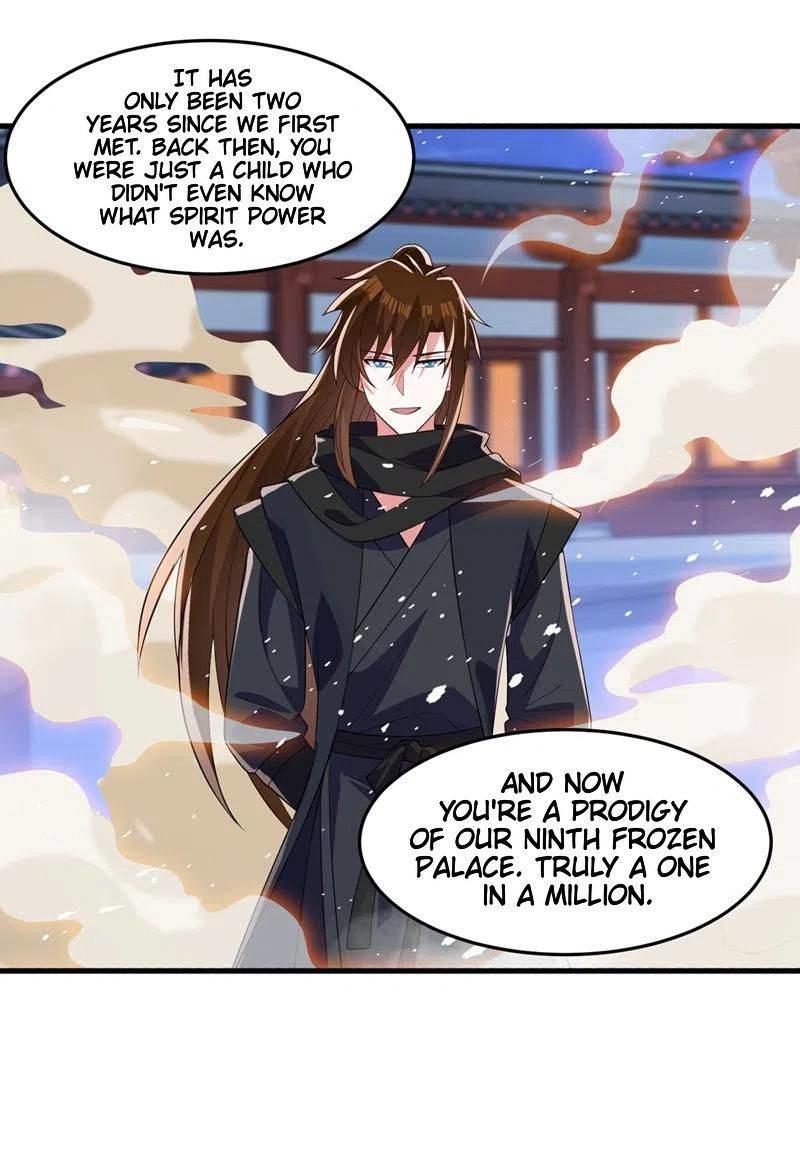 Spirit Sword Sovereign Chapter 428 page 22 - Mangakakalot