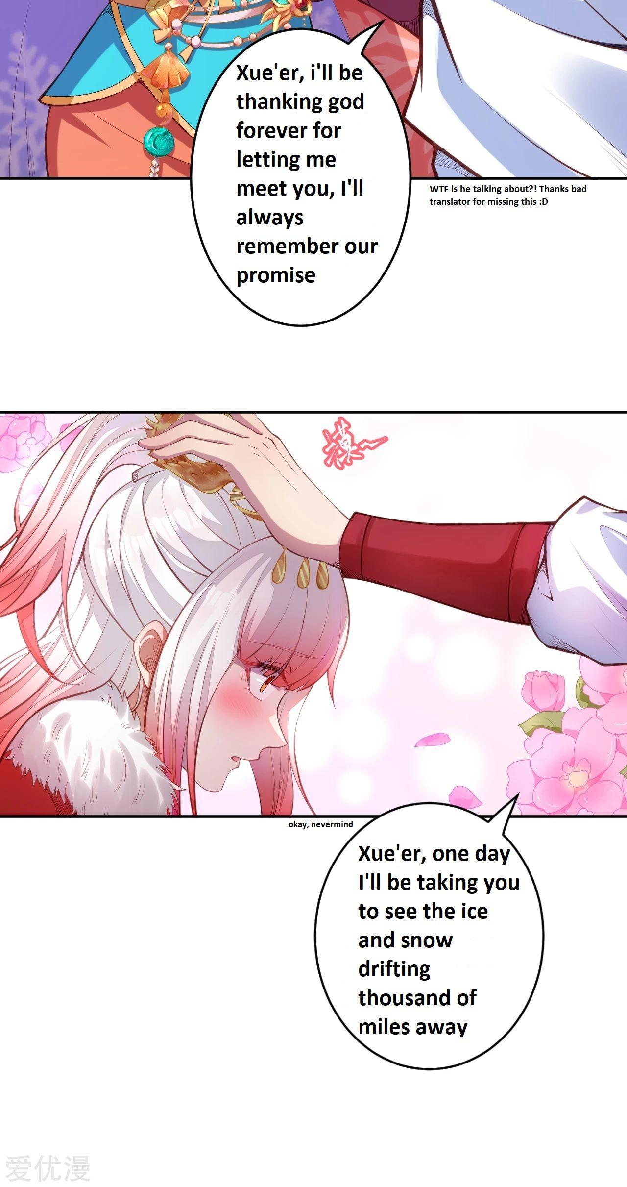 Against The Gods Chapter 239 page 10 - Mangakakalots.com