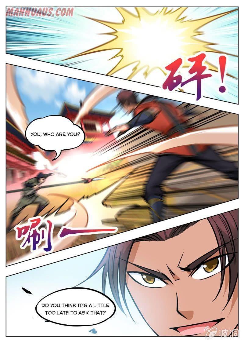 Greatest Sword Immortal Chapter 165.2 page 9 - Mangakakalots.com