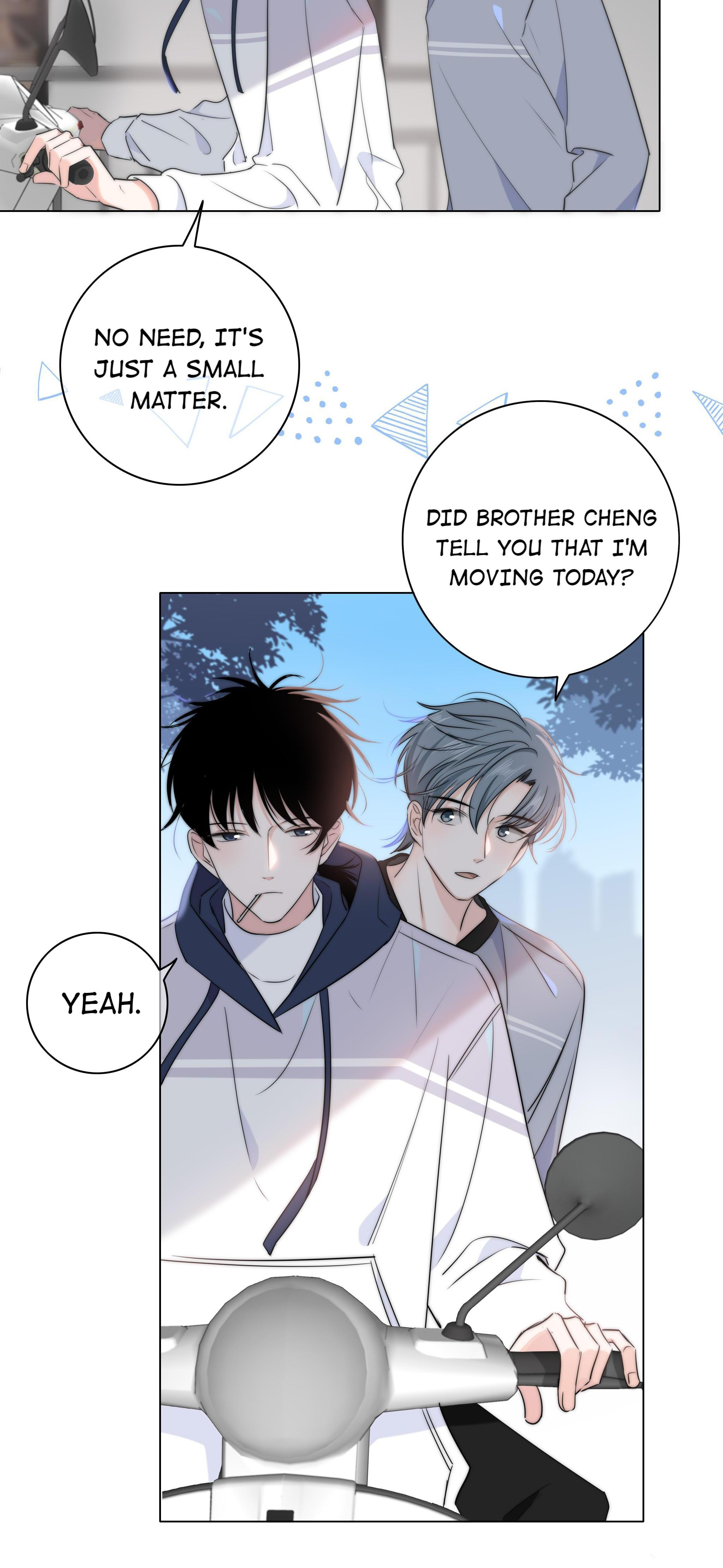 Touch Your World Chapter 36: Just Friends? page 29 - Mangakakalots.com