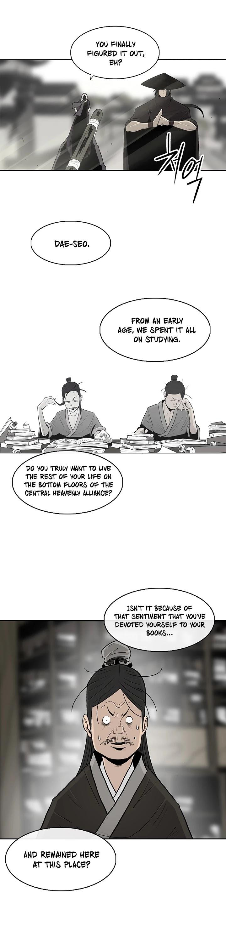 Legend Of The Northern Blade Chapter 89 page 13 - Mangakakalots.com