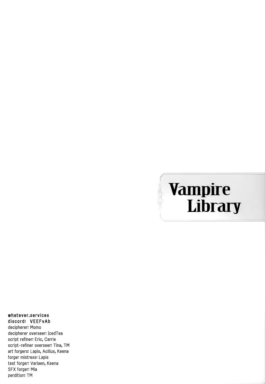 Vampire Library Chapter 36 page 40 - Mangakakalots.com