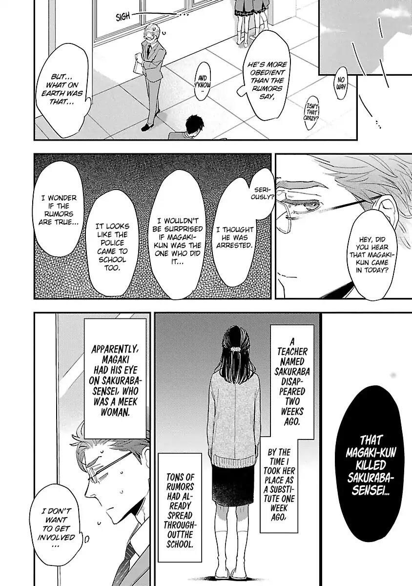 Teacher! Let's Have A Scary Story Chapter 1 page 9 - Mangakakalots.com