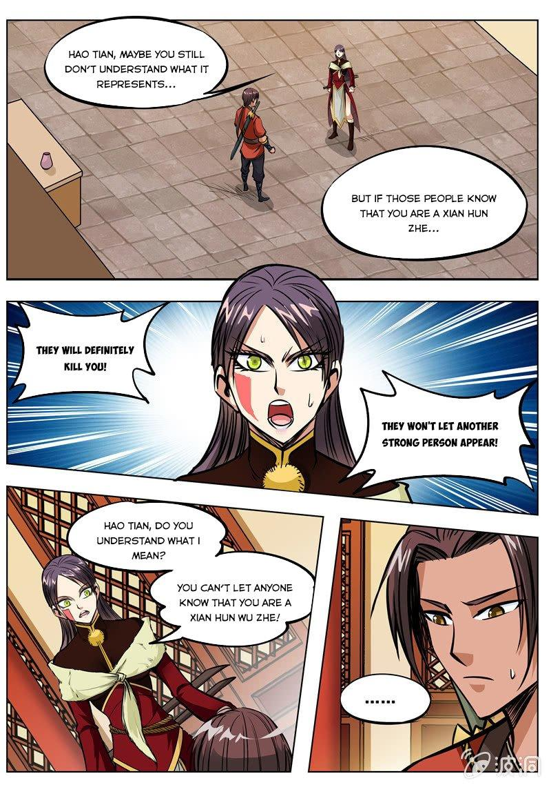 Greatest Sword Immortal Chapter 165.3 page 7 - Mangakakalots.com
