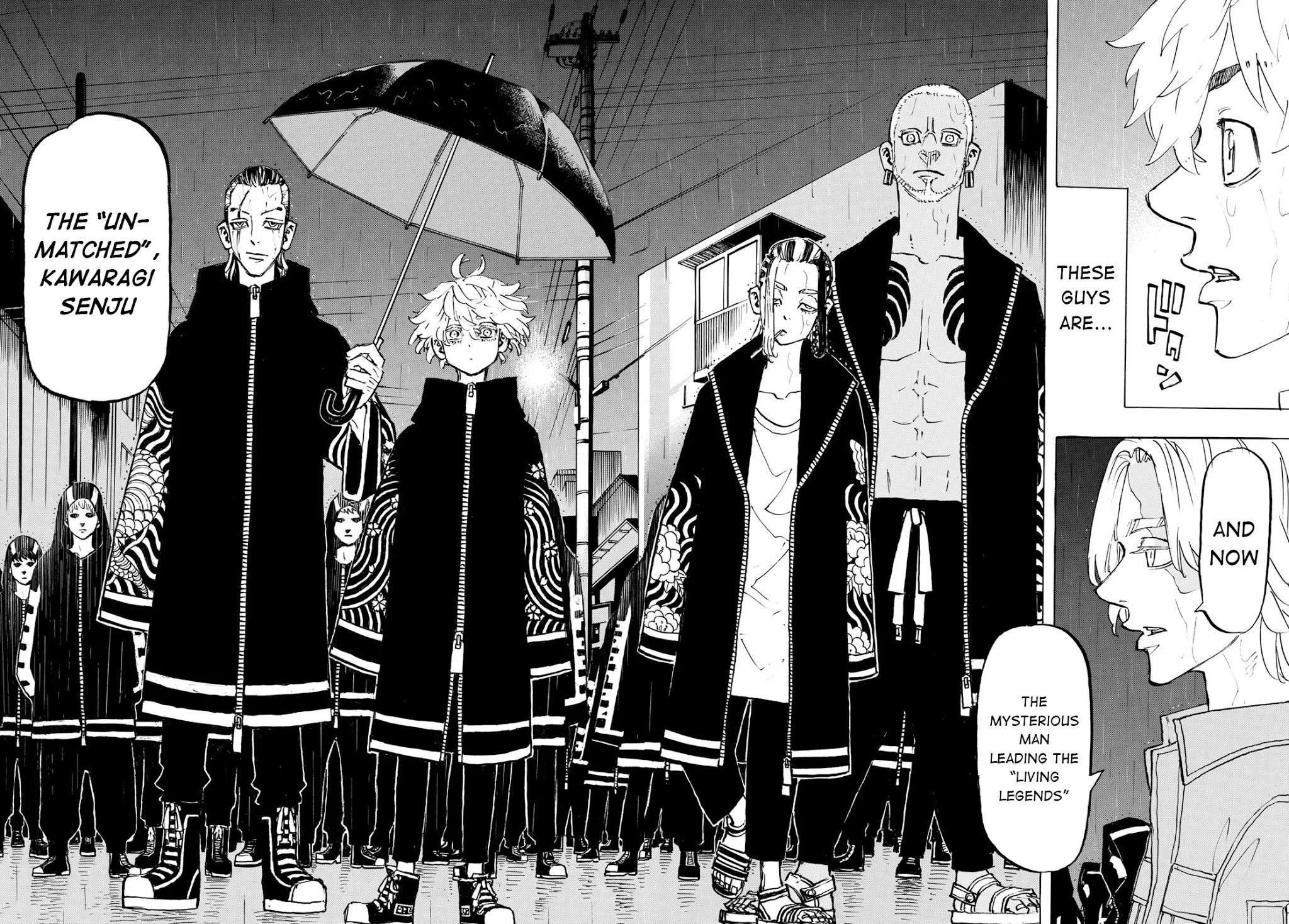 Tokyo Manji Revengers Chapter 213: Living Legends page 22 - Mangakakalots.com