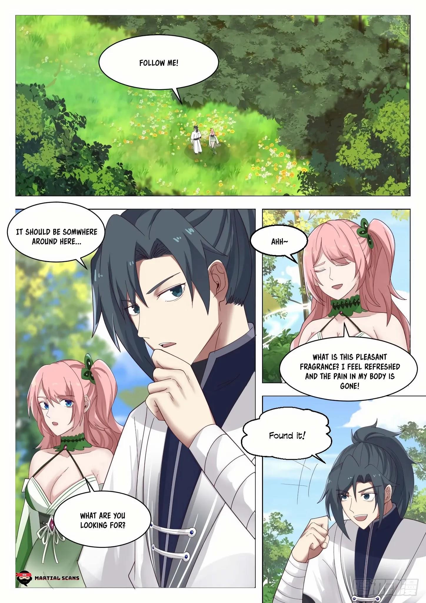 Martial Peak Chapter 1322: Pure Life Revitalizing Jade Cream page 4 - Mangakakalots.com