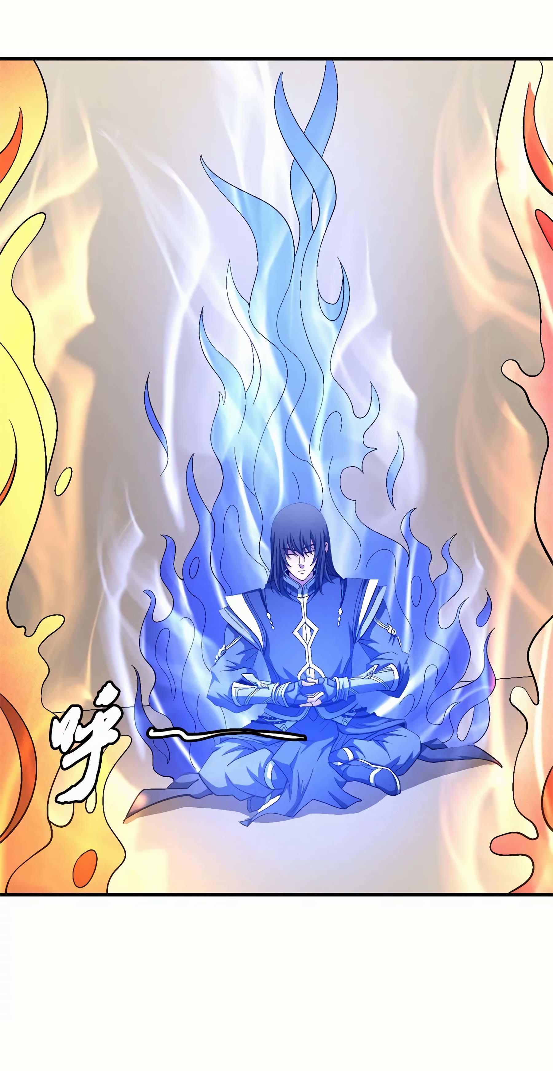 God Of Martial Arts Chapter 127.3: Mister Chi page 12 - Mangakakalots.com