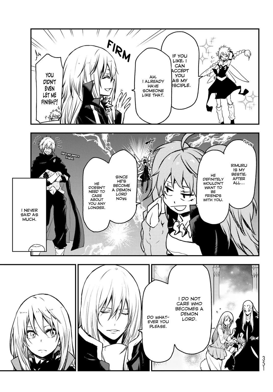 Tensei Shitara Slime Datta Ken Chapter 85 page 23 - Mangakakalots.com