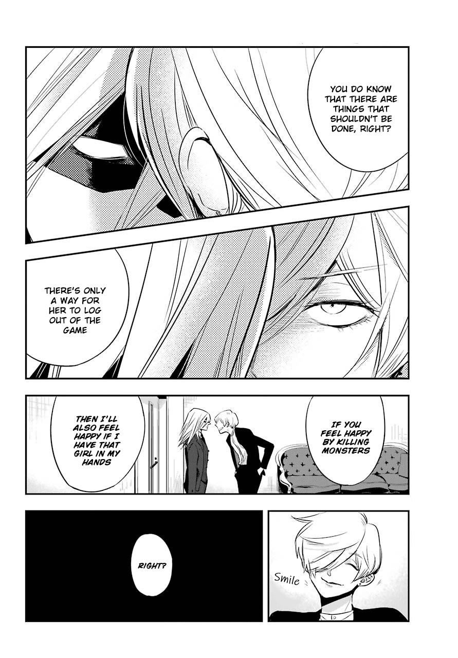 Monstaboo Chapter 9: The Girl And The Secret Of The Student Council (Part 2) page 21 - Mangakakalots.com