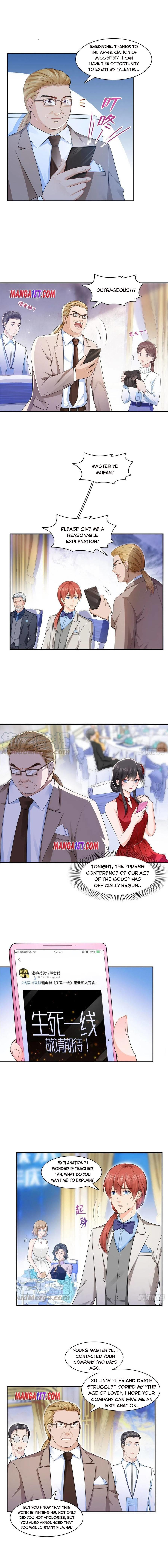 Perfect Secret Love: The Bad New Wife Is A Little Sweet Chapter 192 page 3 - Mangakakalots.com
