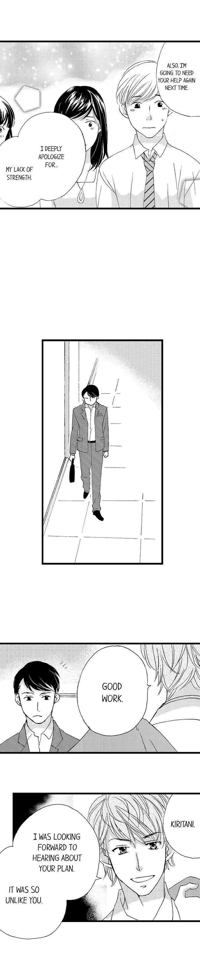 Amaku Nureru Uso Kekkon Toiu Na No Fukushu Chapter 64 page 12 - Mangakakalots.com