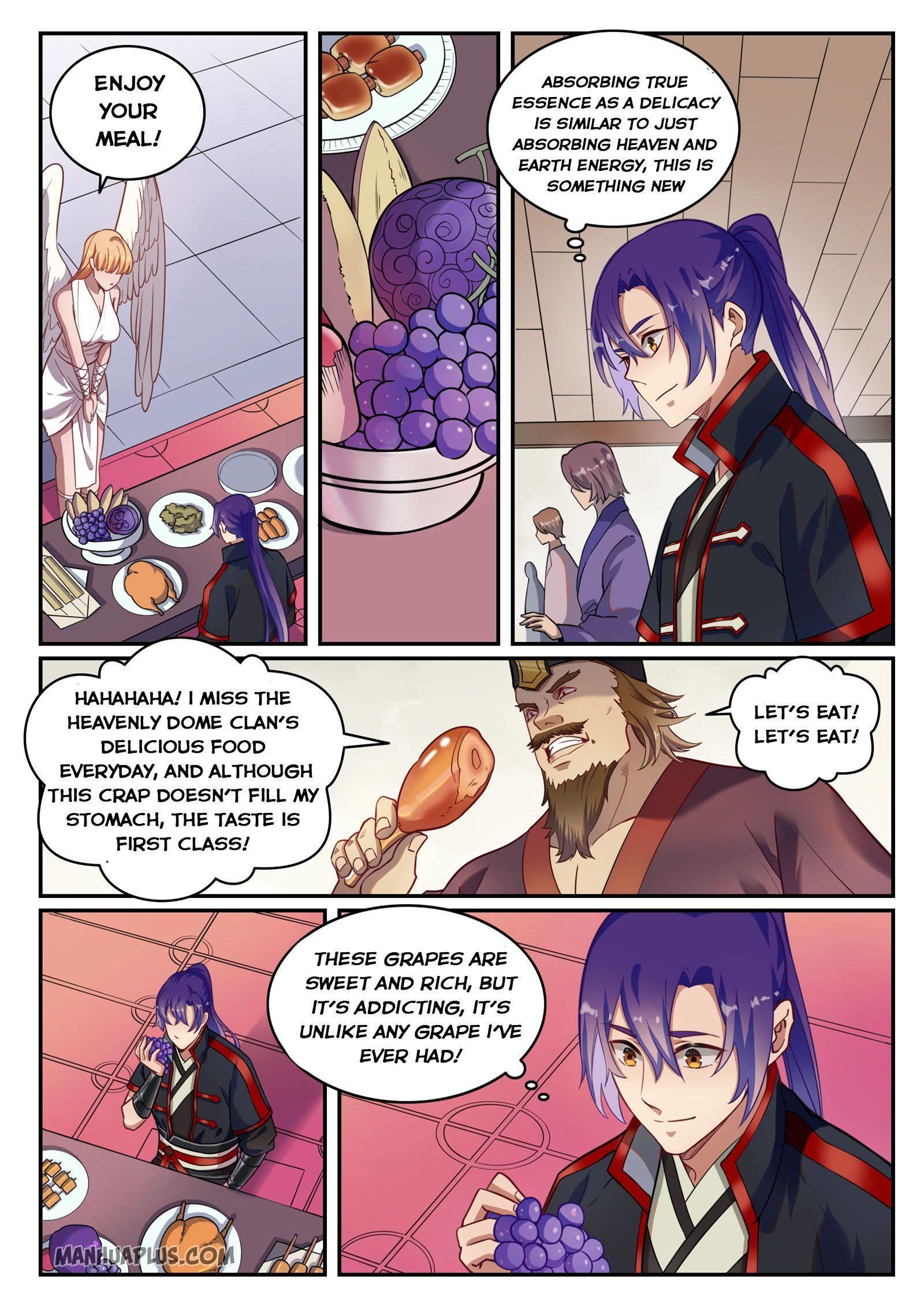 Apotheosis Chapter 748 page 11 - Mangakakalots.com
