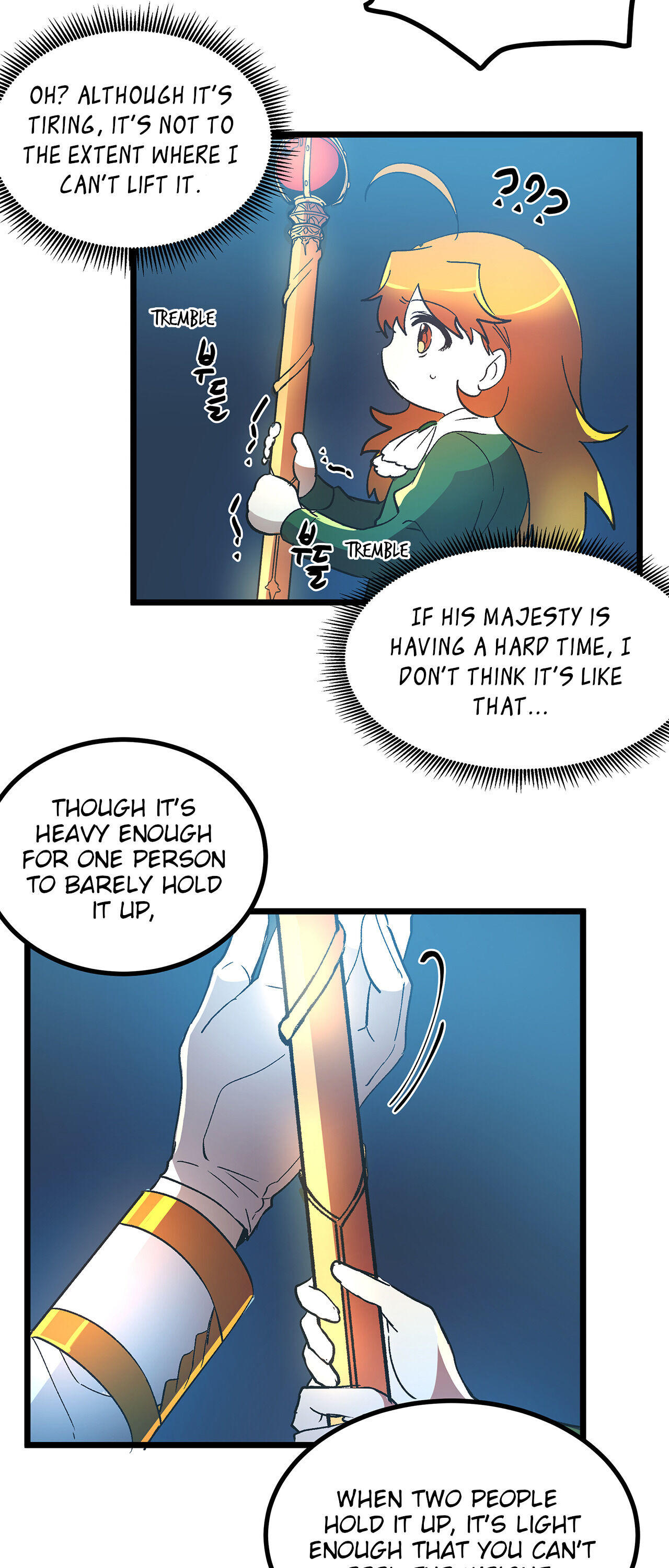 Living As The Emperor's Fiancé Chapter 34 page 34 - Mangakakalots.com