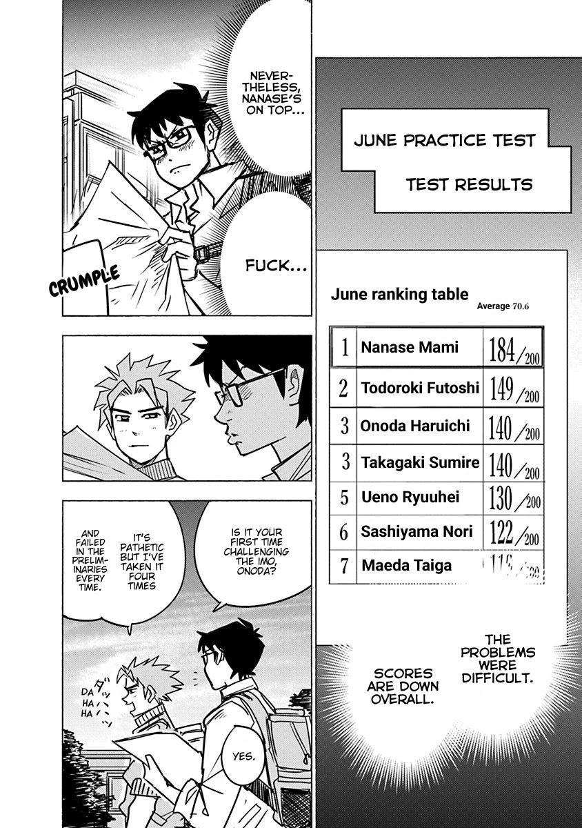 Mathematics Golden Chapter 5 page 39 - Mangakakalots.com