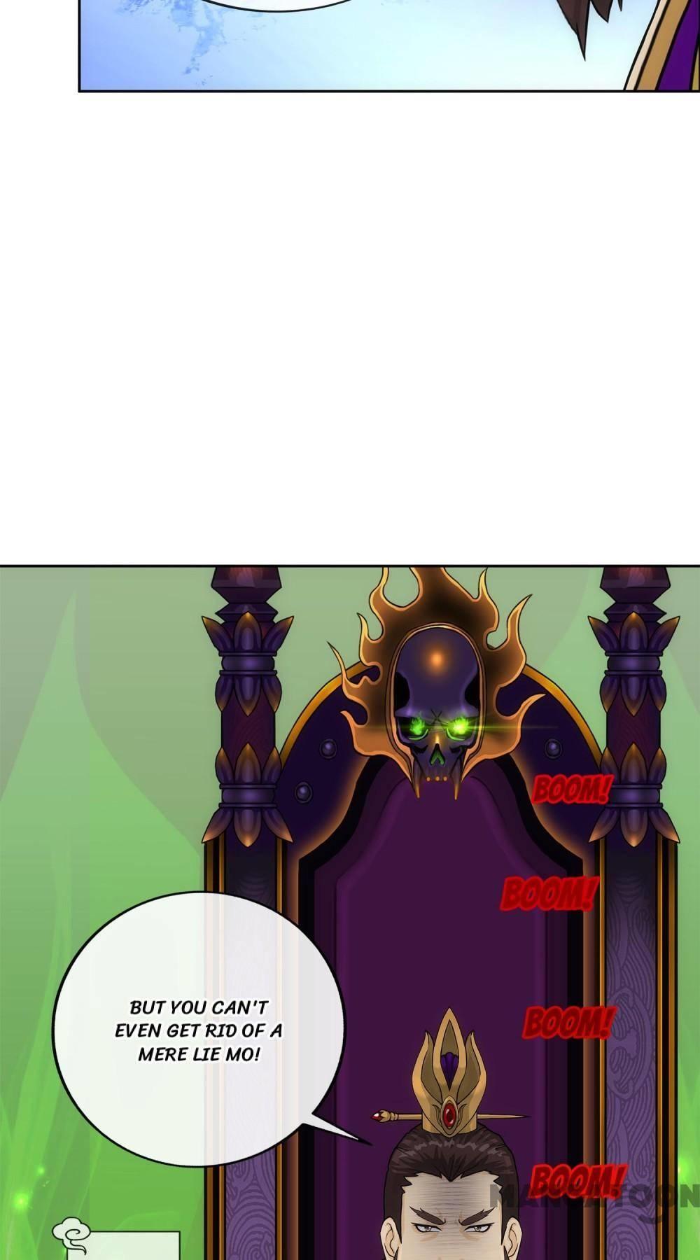 Demon God Chapter 206 page 3 - Mangakakalots.com