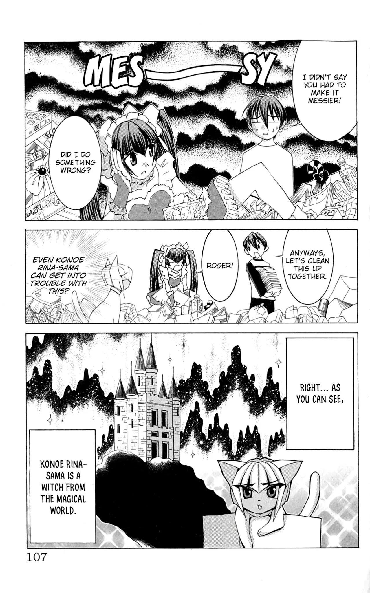 Hanaukyo Maid Tai Chapter 45.1 page 6 - Mangakakalots.com