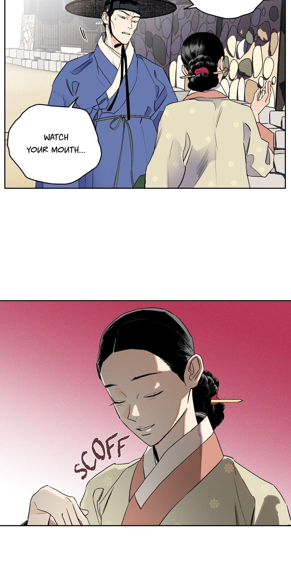 Finally, The Blue Flame Chapter 21 page 22 - Mangakakalots.com