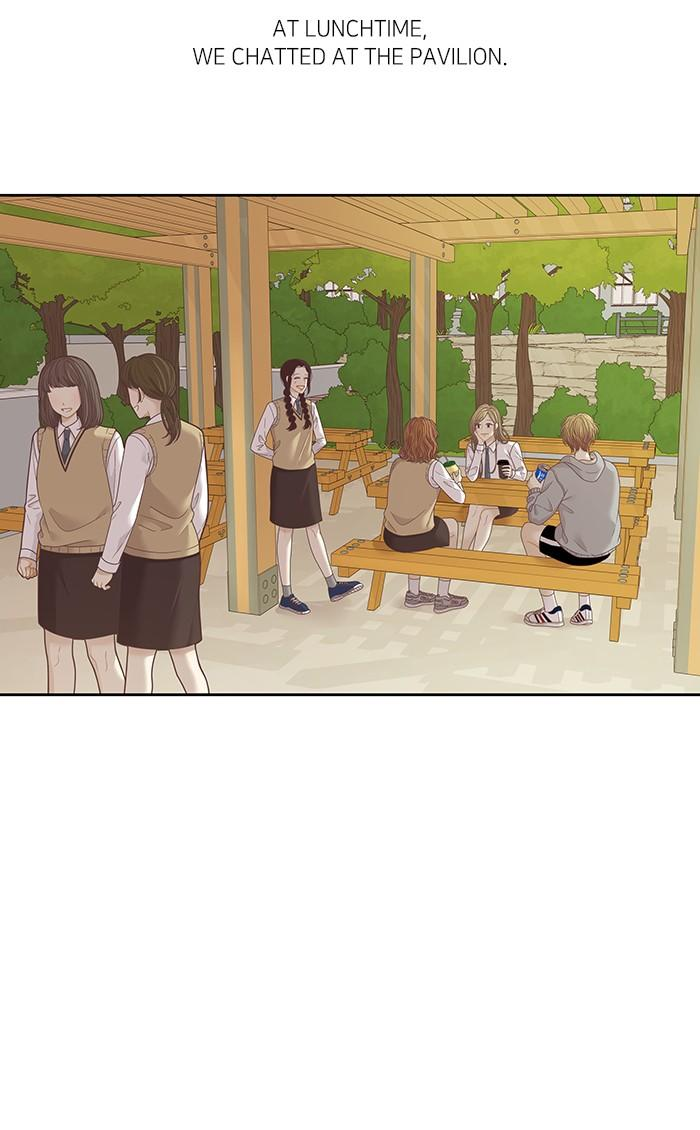 Girl's World Chapter 210: 210 - Different Dreams (2) page 25 - Mangakakalots.com