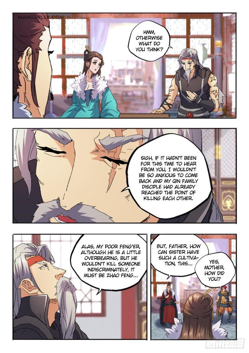 Martial Master Chapter 461 page 3 - Mangakakalots.com