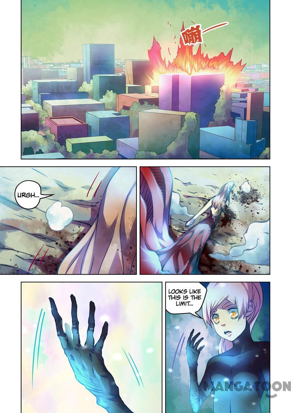 Moshi Fanren Chapter 244 page 9 - Mangakakalots.com