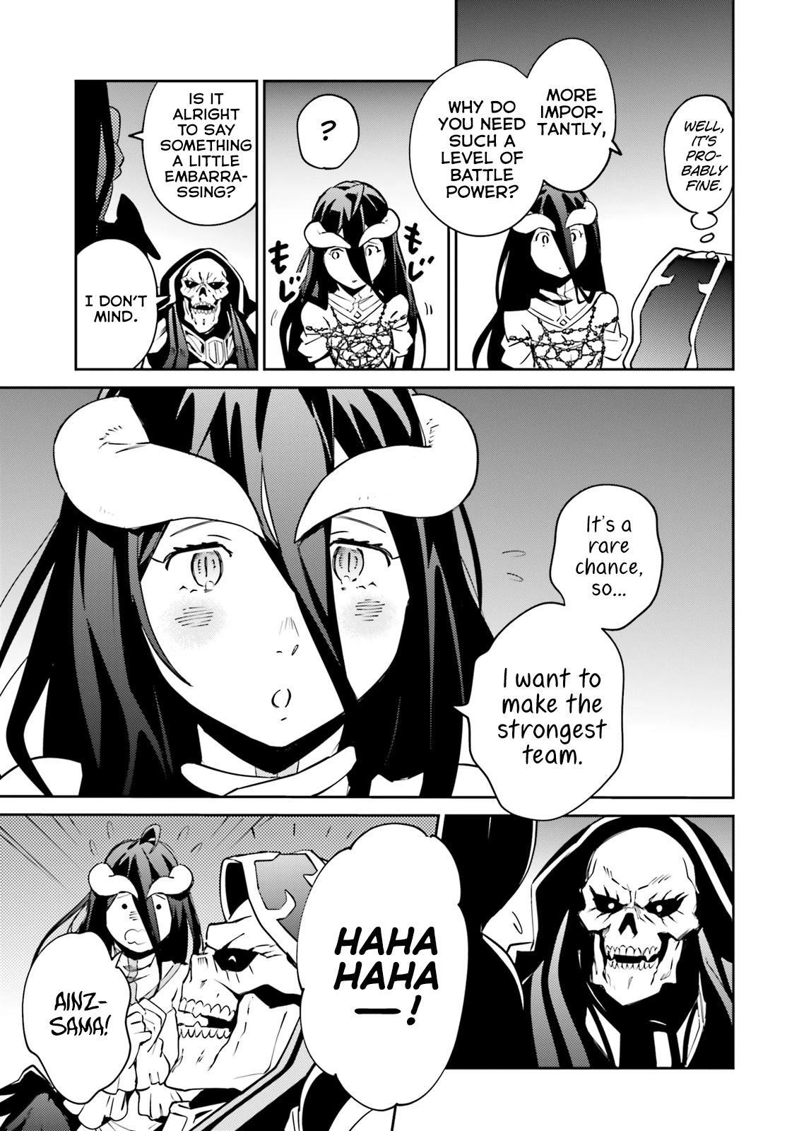 Overlord Chapter 66 page 25 - Mangakakalots.com