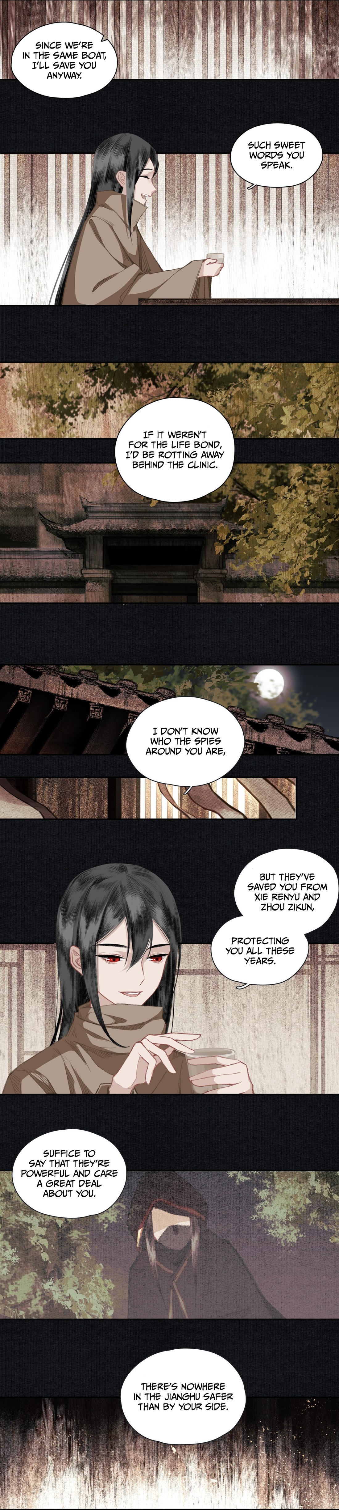 I Accidentally Saved The Jianghu'S Enemy Chapter 15: We Each Have Secrets page 5 - Mangakakalots.com