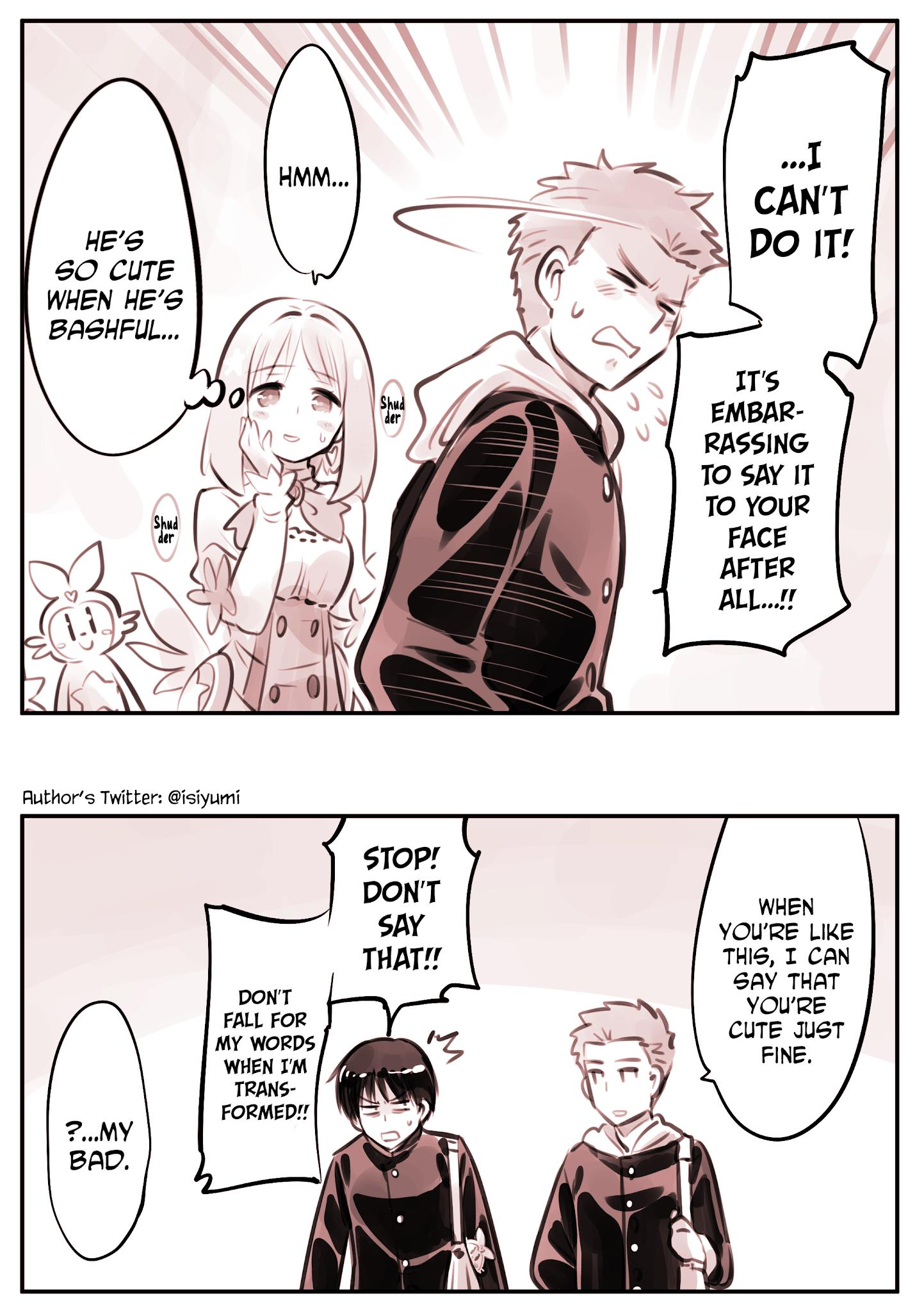 He Is A Magical Girl Chapter 8 page 5 - Mangakakalots.com