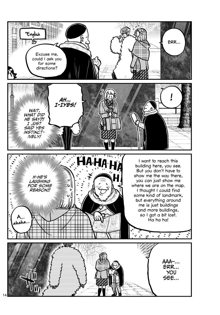 Komi-San Wa Komyushou Desu Chapter 289: Naruse-Kun And Ase-San page 2 - Mangakakalot
