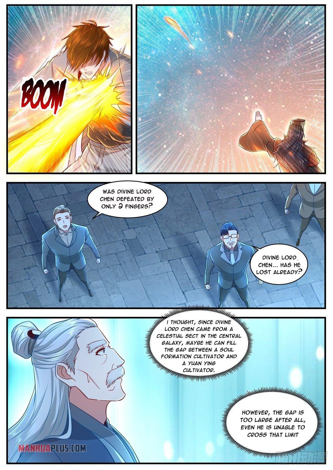 Rebirth Of The Urban Immortal Cultivator Chapter 620 page 3 - Mangakakalots.com