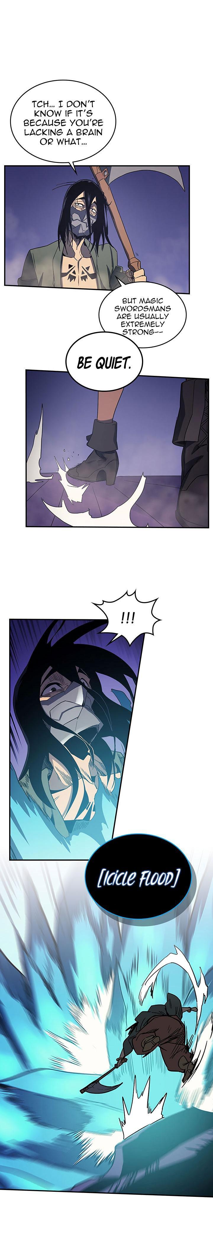 A Returner's Magic Should Be Special Chapter 85 page 19 - Mangakakalots.com