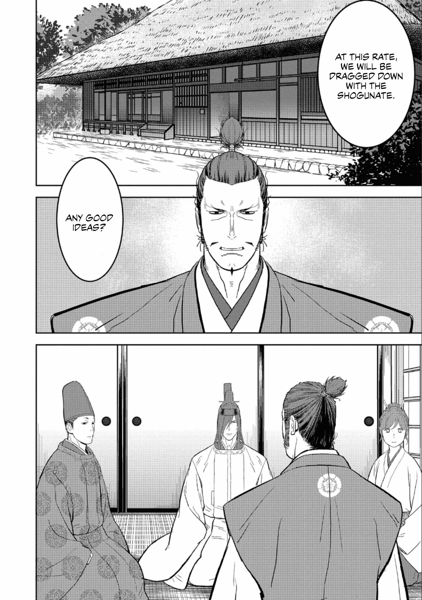 Sengoku Komachi Kurou Tan! Chapter 41 page 3 - Mangakakalots.com