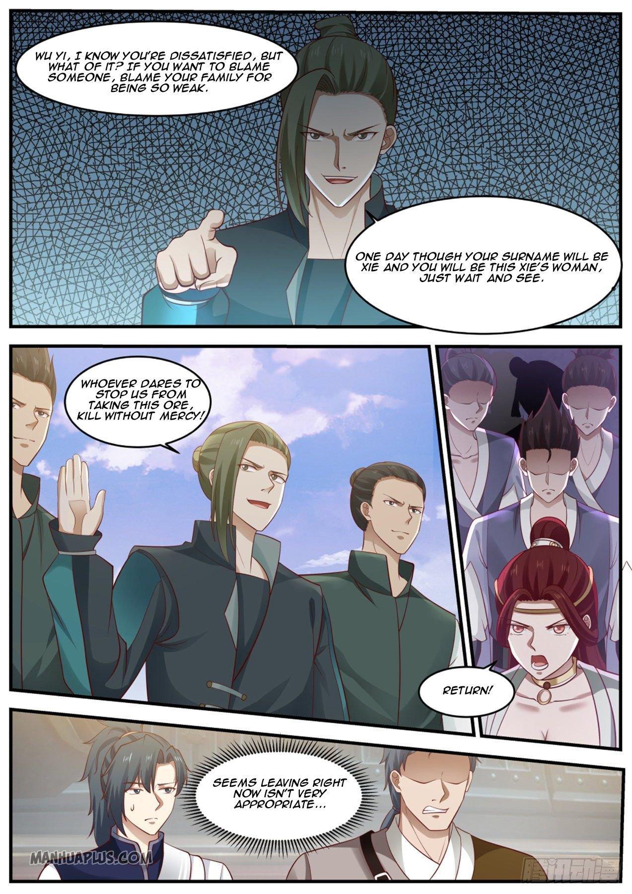 Martial Peak Chapter 986 page 8 - Mangakakalots.com