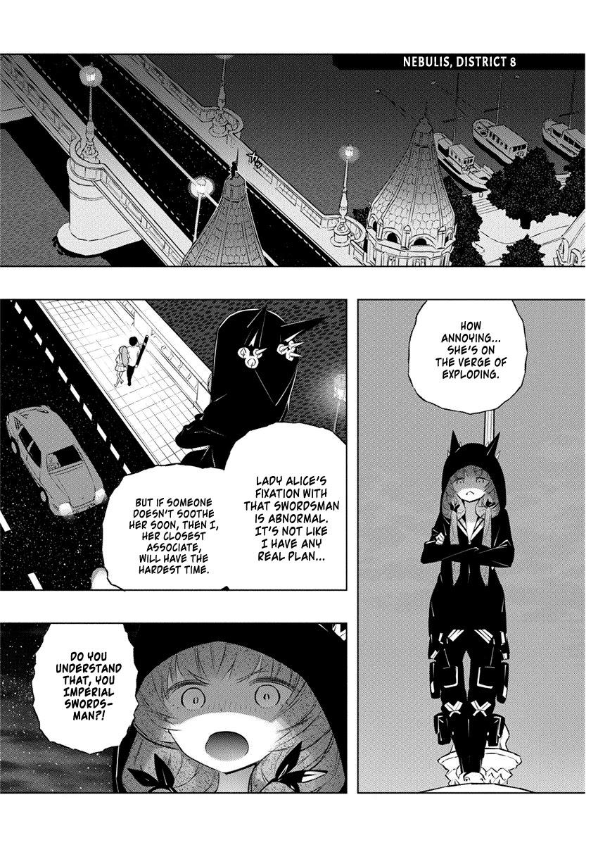 Our War That Ends The World, Or Perhaps The Crusade That Starts It Anew Chapter 36: Alice Explodes page 2 - Mangakakalots.com