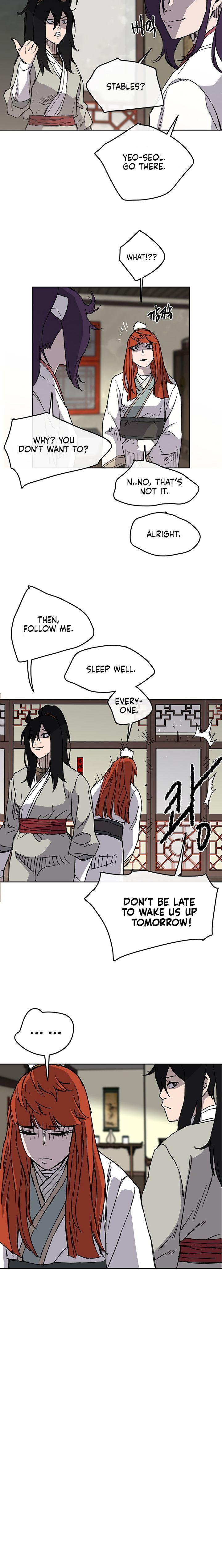 The Undefeatable Swordsman Chapter 12 page 12 - Mangakakalots.com