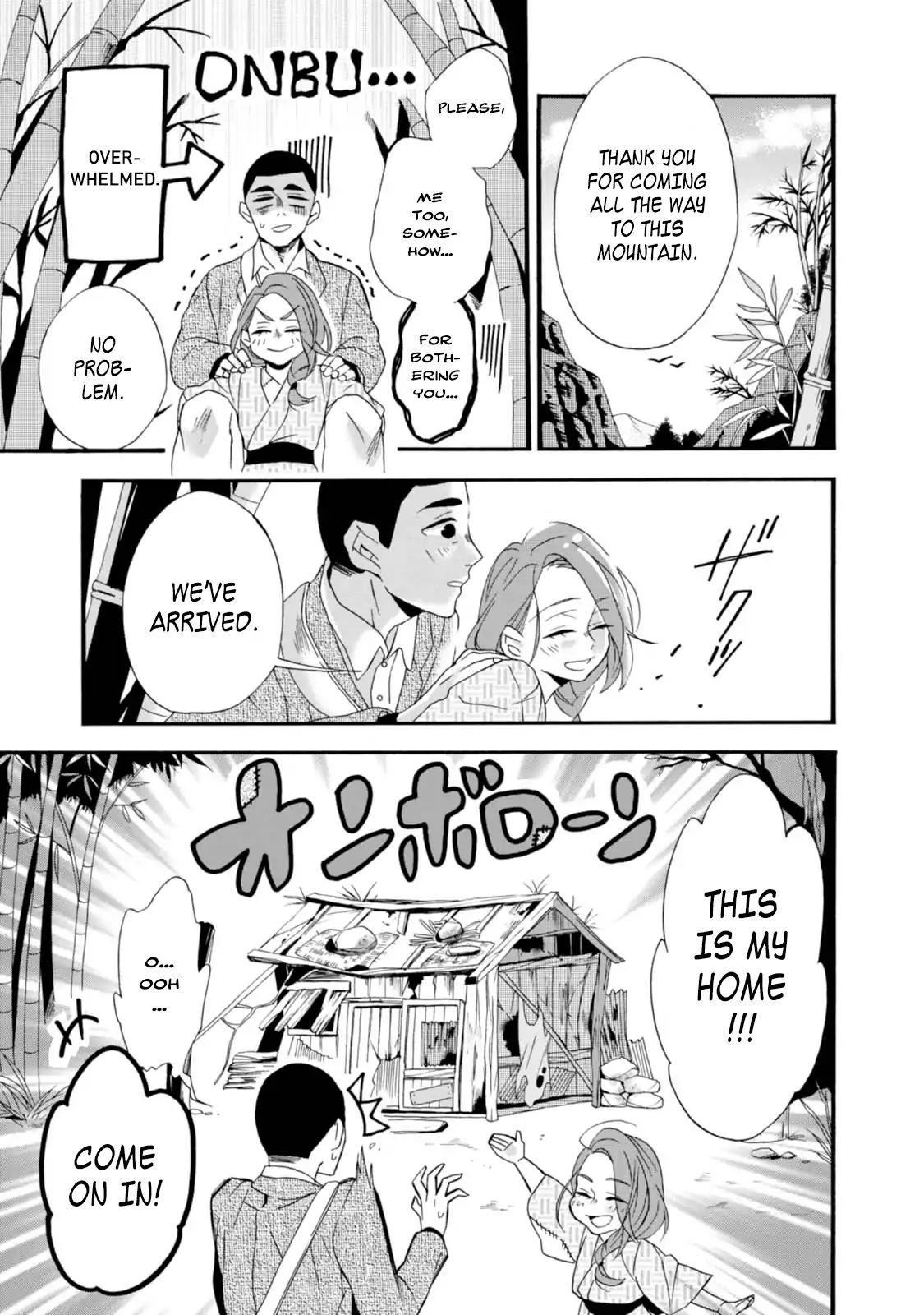 Will You Marry Me Again If You Are Reborn? Vol.1 Chapter 3: Daughter Of Okouchi Family page 11 - Mangakakalots.com