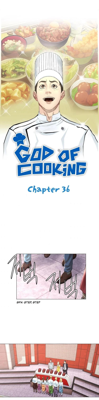 God Of Cooking Chapter 36 page 3 - Mangakakalots.com